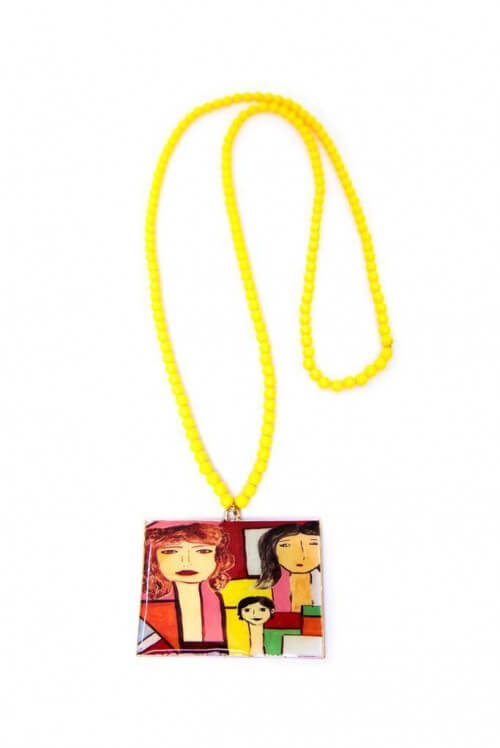 Necklace TOOT 3