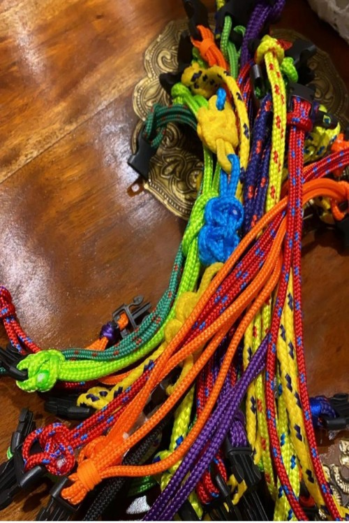 NEON ROPE ANKLET ( 0000002003 )